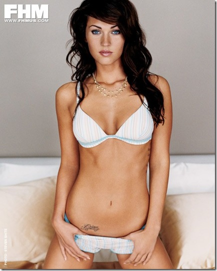 megan fox hottest pictures
