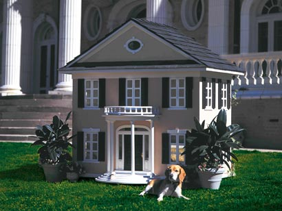 Dog House Designs. own Californian home.